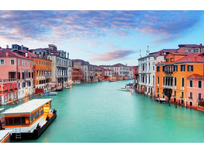 Fototapet Canal Grande In Venice
