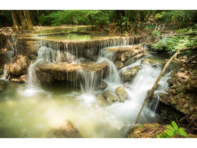 Fototapet Cascade Waterfall