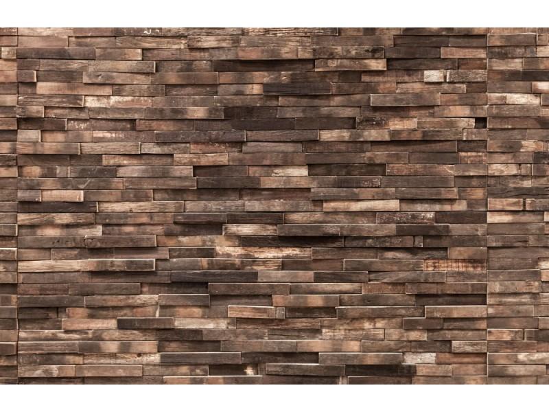 Fototapet Wooden Wall