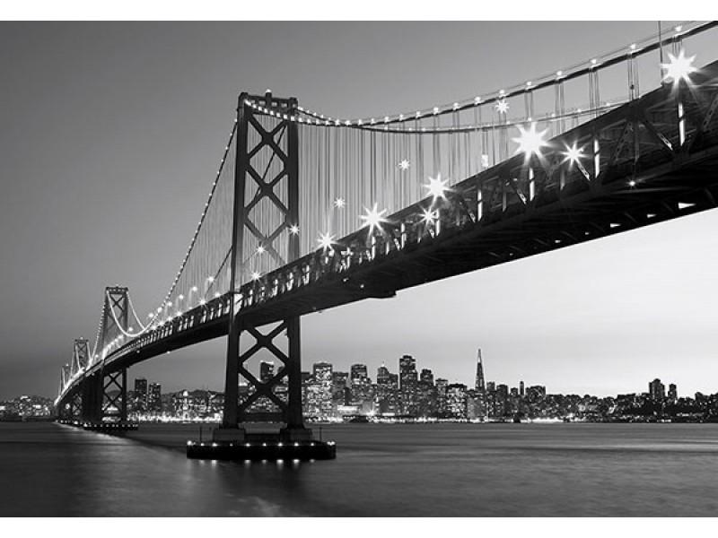 FOTOTAPET SAN FRANCISCOS HORISONT