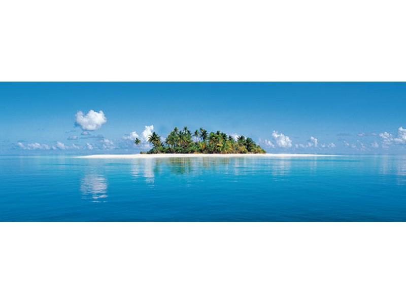 FOTOTAPET MALDIVISKA ÖN